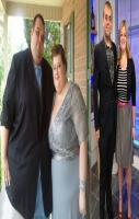 Couple ( Lauren and Justin ) loses 500 pounds in two years!