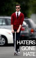 Haters gon' hate.
