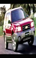 Subaro Red Car