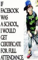 If Facebook Was a School...lol