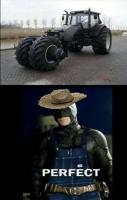 Batman Farm-Mobile, Click the link to view today's funniest pictures