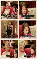 This was one of my favorite modern family scenes.