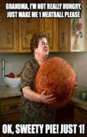 Nice Italian Nona..