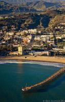 Ventura Beach, California by Brock Ellinger next to the fairgrouds...A