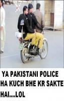 Lol Pakistani Police