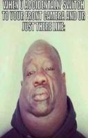 Front camera view... lol