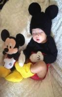 Micky and Micky Baby