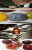 Miniature artist Hasan Kale…