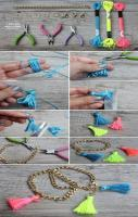 Jewelry Craft Tutorials - Homemade Jewelry Ideas