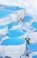 Pamukkale Thermal Pools,Turkey