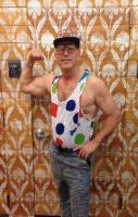 My 60-Year-Old Dad Trying On The Latest Trends at Urban Outfitters