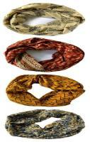 Boho Scarves in Earthy Colors!