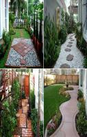 Lovely Pathways For Your Garden