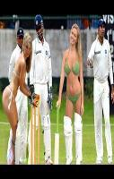 Nudity With Cricketers