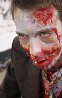 Amazing Zombie Makeup - halloween