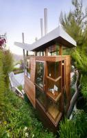 Amazing Tree Houses With Green Roofs