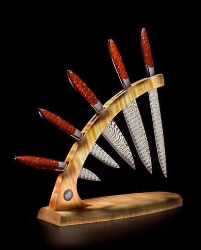 Amazing knife stan