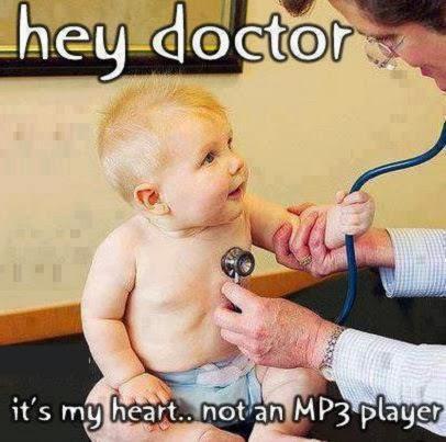 Hey doctor.