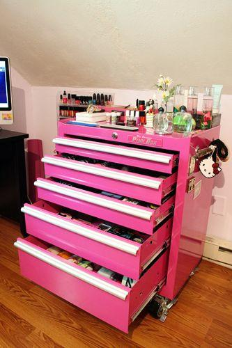 Would be cool to have at my station in the salon!