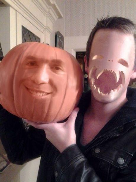Halloween Faceswap