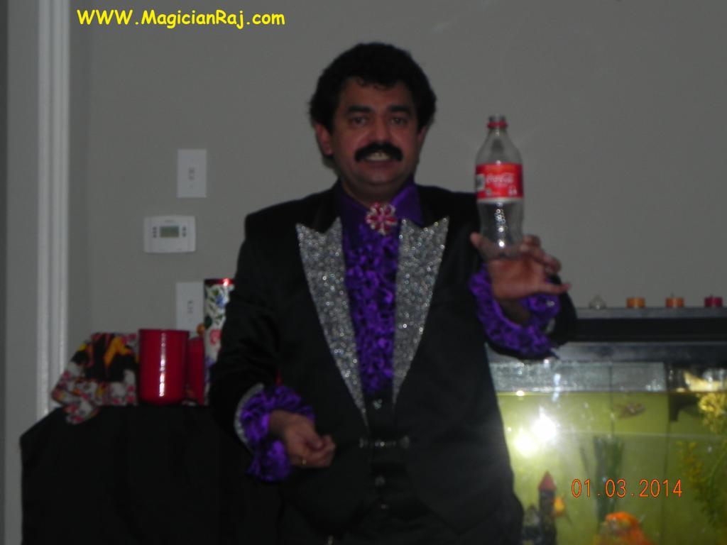 East York Magician Raj