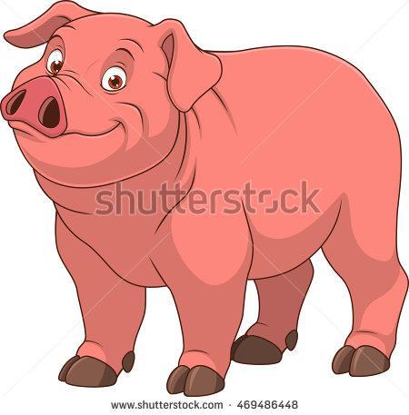 Adult funny piggy