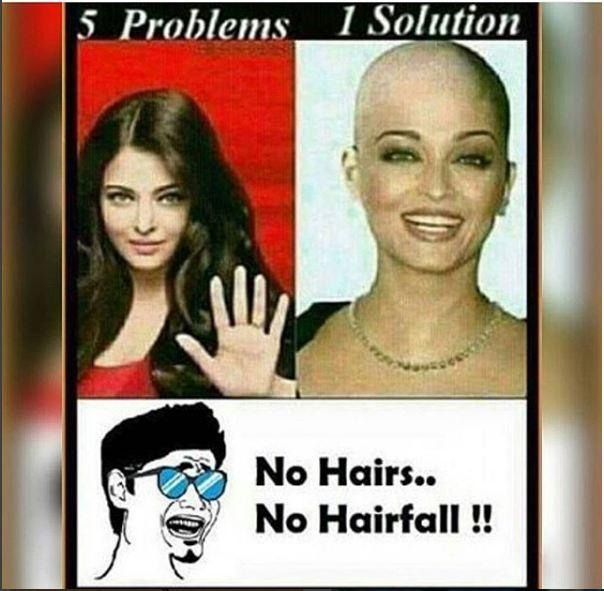 5 problems 1 solution hahah