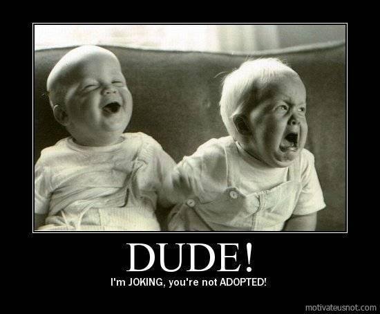 Check out Adoption from Best Demotivational Posters