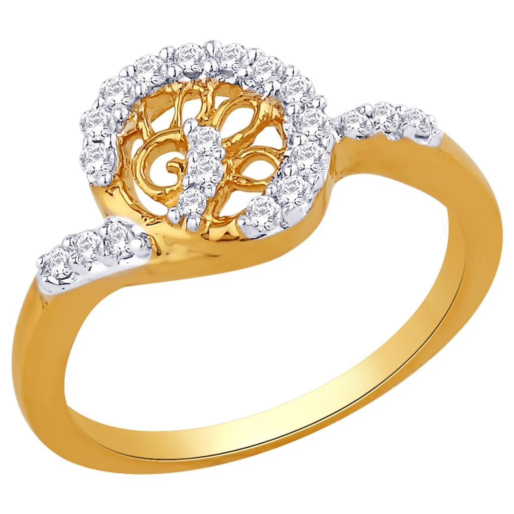 Wonderful Gold ring jewellery design