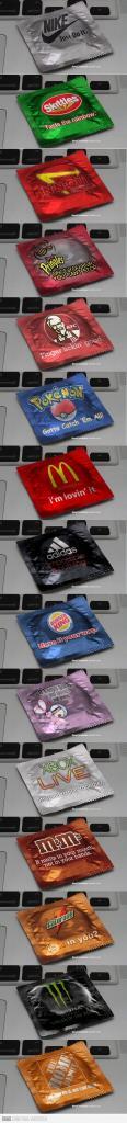 LOL! Condom Slogans