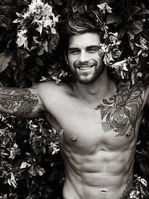 Tattooed guy