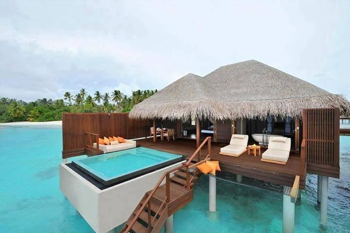 Who wants to be in Maldives