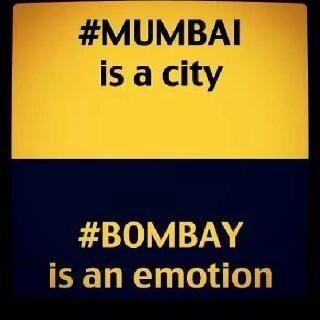 Mumbia Is a City