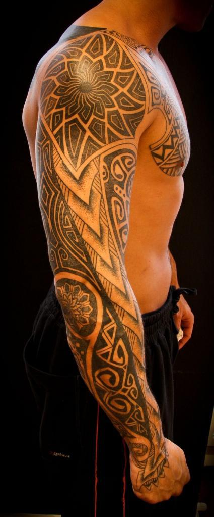 Male Tattoo Ideas