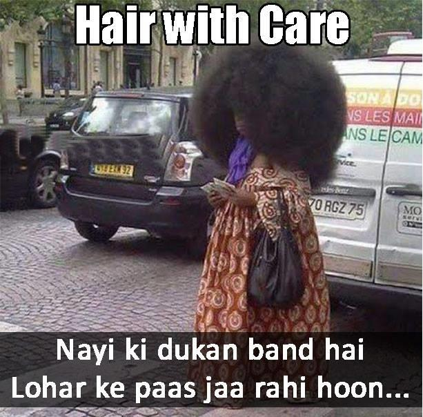 Hair With Care