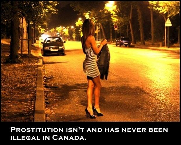 Prostitution in Canada