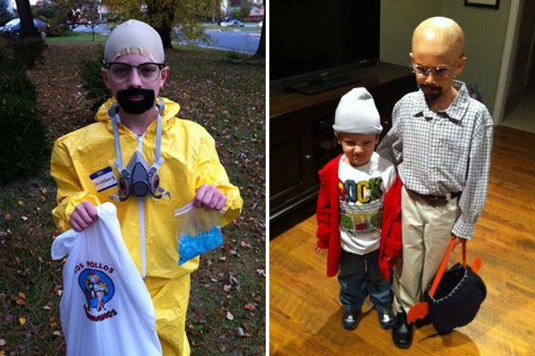 Kids' Halloween Costumes That They're Too Young to Understand Walt
