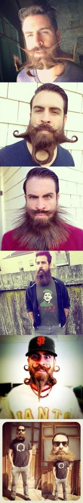 Awesome beard