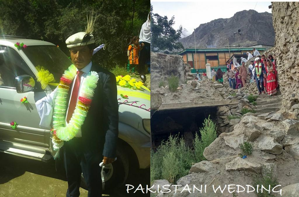 Pakistani Gilgit Baltistan Wedding Photos