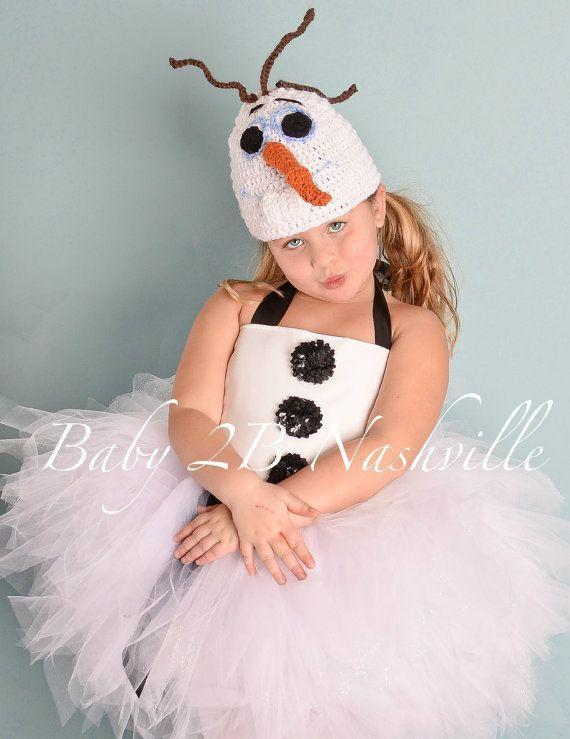 Olaf Snowman Costume Toddler 24T Basic Winter by Baby2BNashville