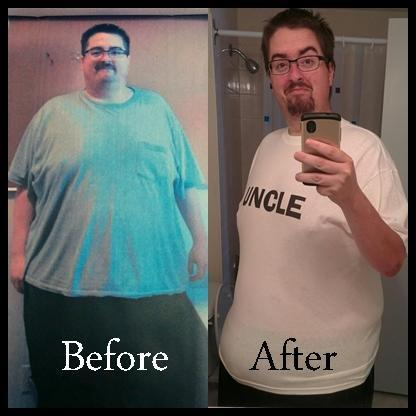 Started my new life on April 19th. Have now lost 100lbs since then and
