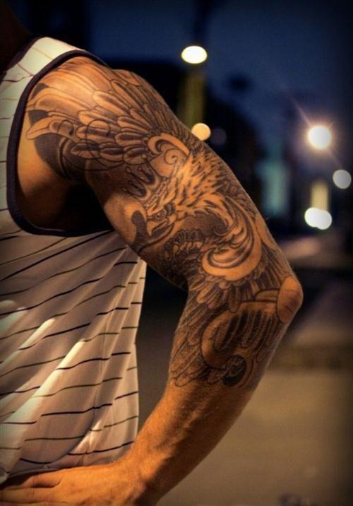 Cool Half Sleeve Ideas Tattoos For Men