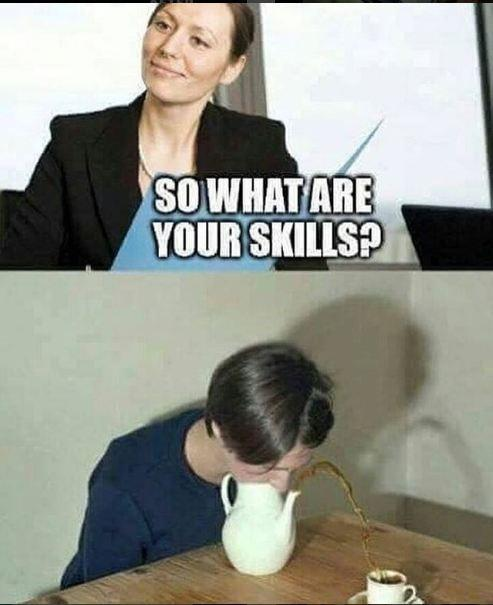What are you skills