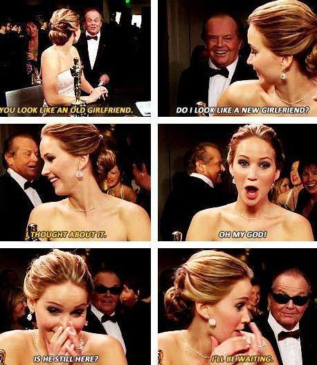 Jennifer Lawrence Humour