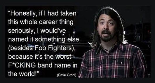 Dave Grohi  funny quotes