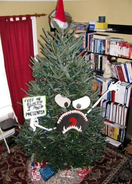 The Best Christmas Tree Ever.