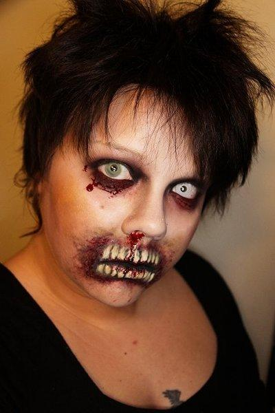 Scariest Holloween Makup 2015