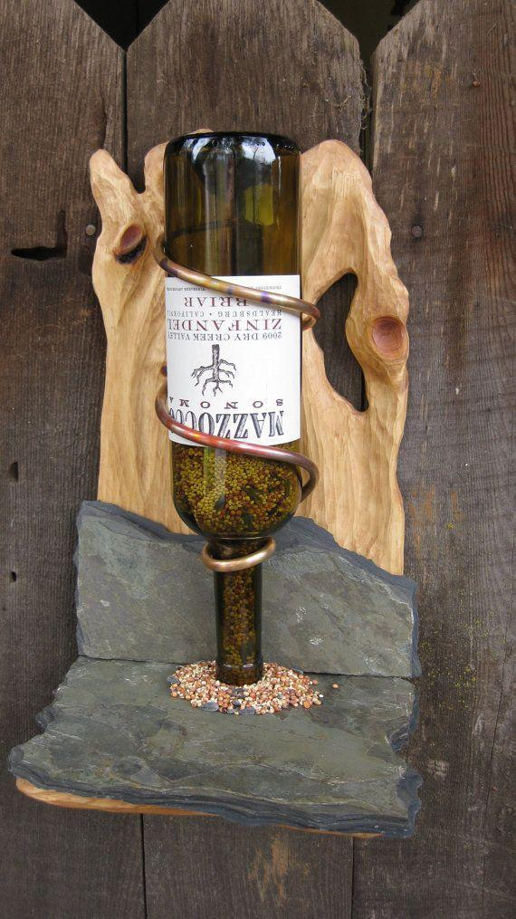 bird feeder idea