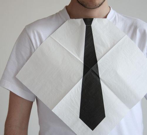 dress for dinner napkins by héctor serrano