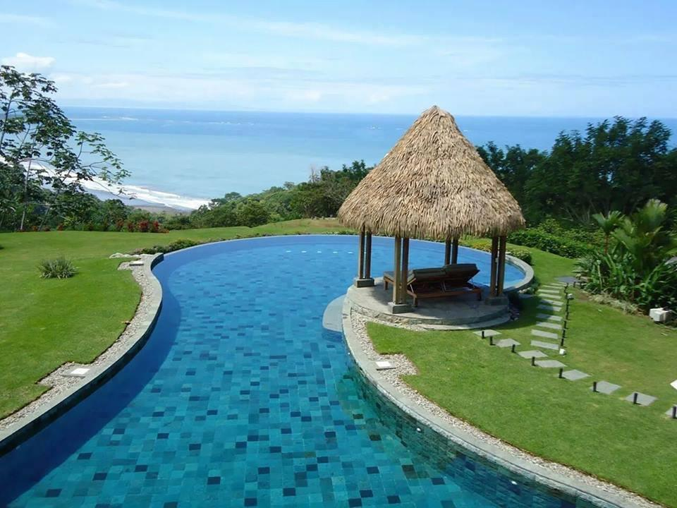 Amazing Pool in Costa Rica